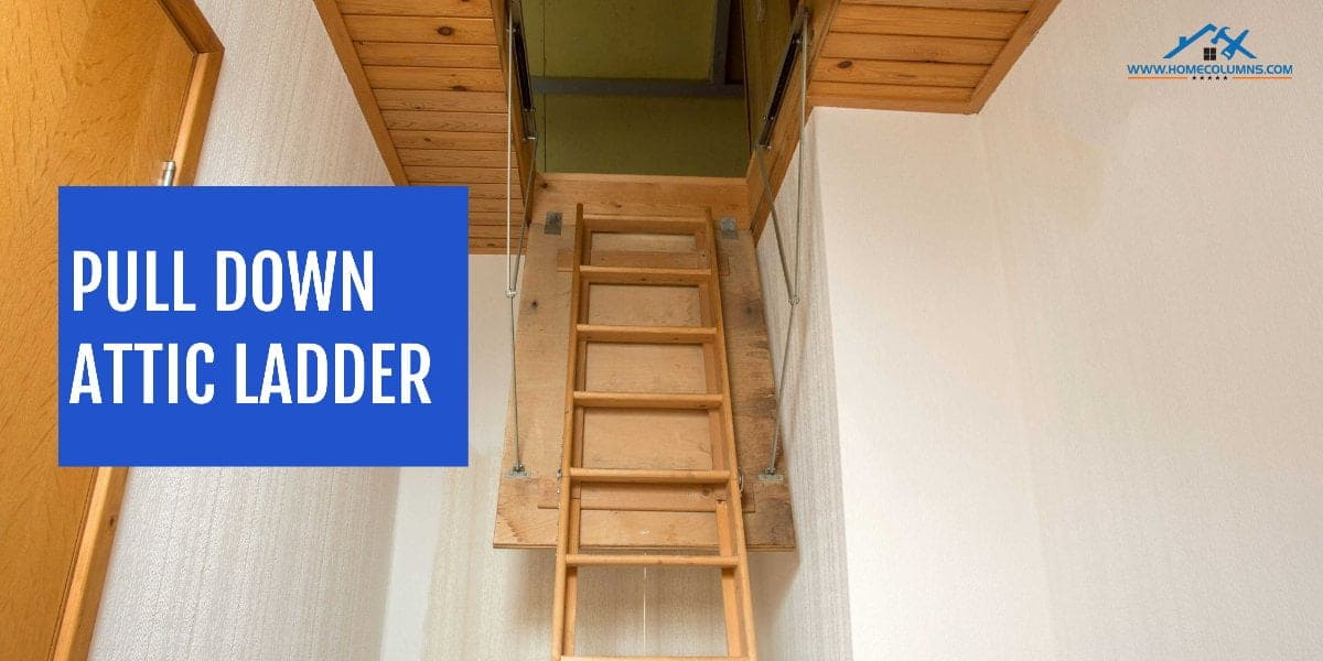 What Are The Different Types Of Attic Ladders