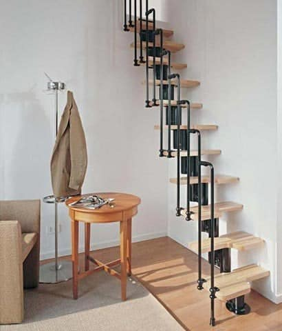 space saver attic stair