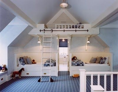 add another resting station in your kids playroom