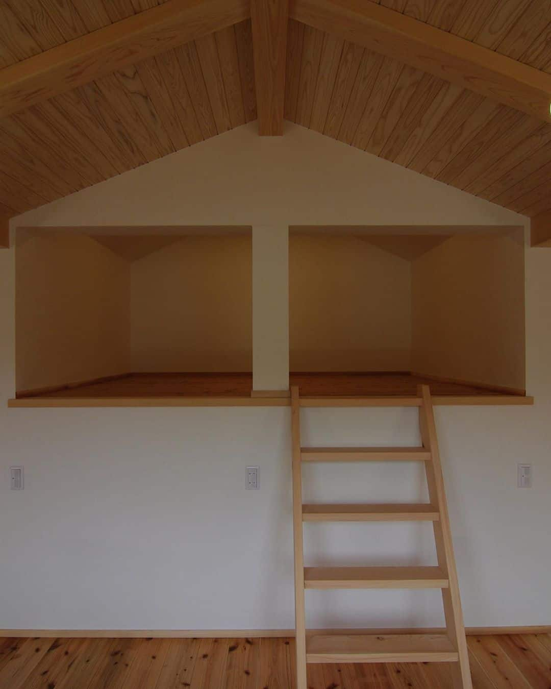 attic within an attic as storage