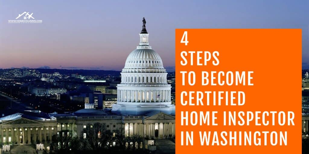 certified home inspector in washington