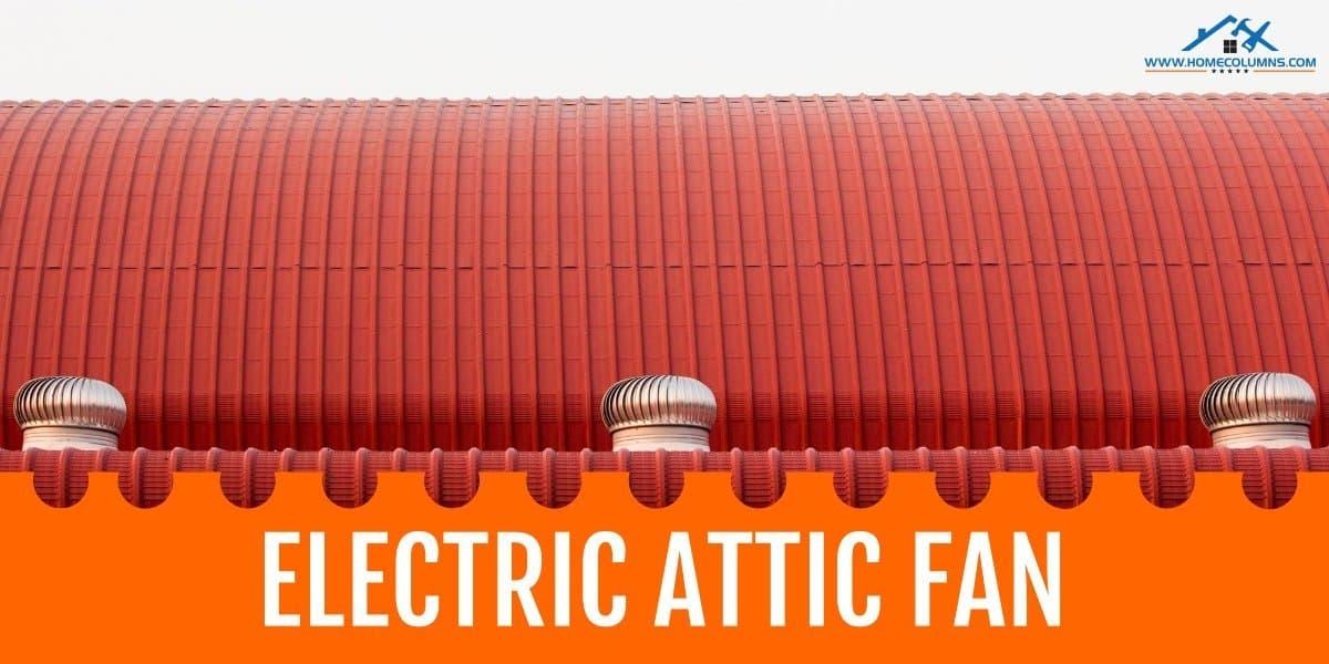 electronic attic fan