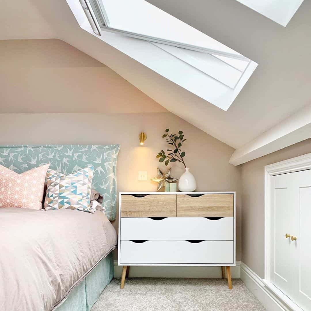 keep it stylish in your attic