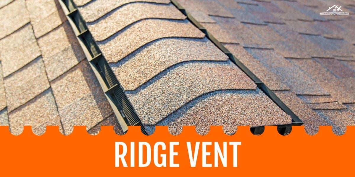 ridge vent for attic