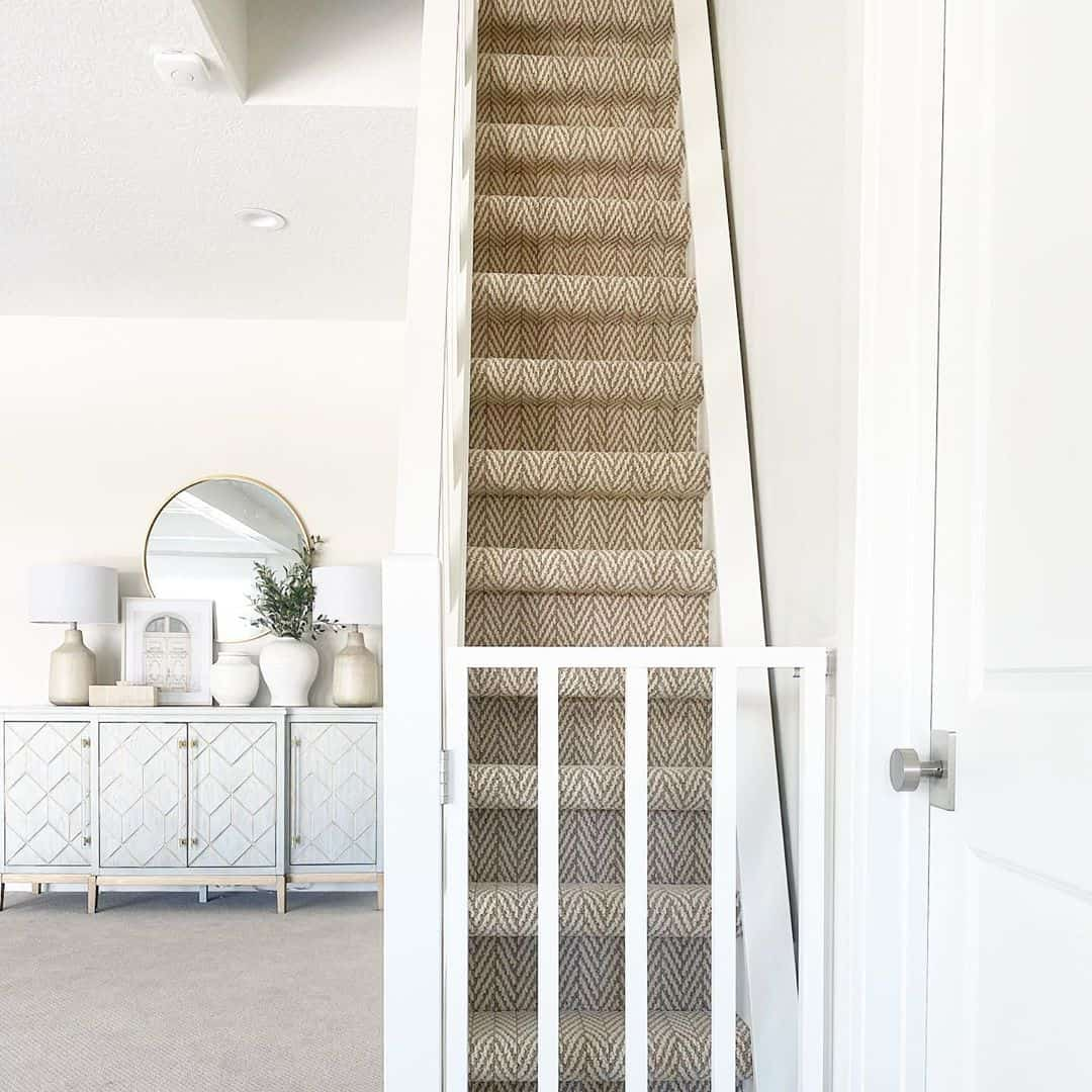 secure the passages in your kids attic playroom