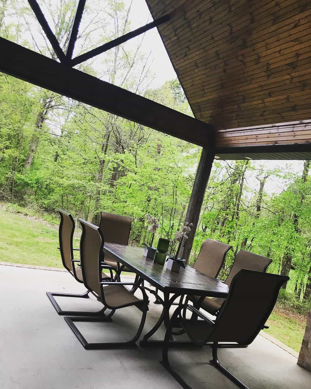 Outdoor Aesthetic Ceiling