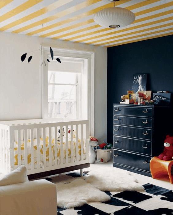 Unique Paint Designs Ceiling