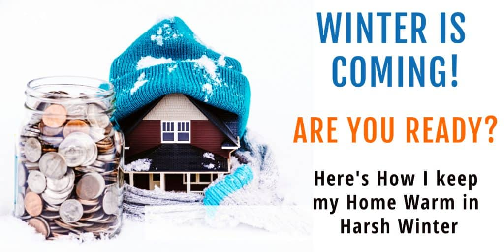 how to keep attic warm in winter